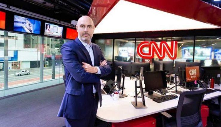 CNN Brasil não comemora aniversário em respeito às vítimas da Covid-19