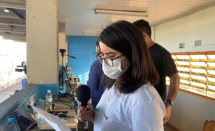 Jornalista da CBN faz história em Mato Grosso do Sul