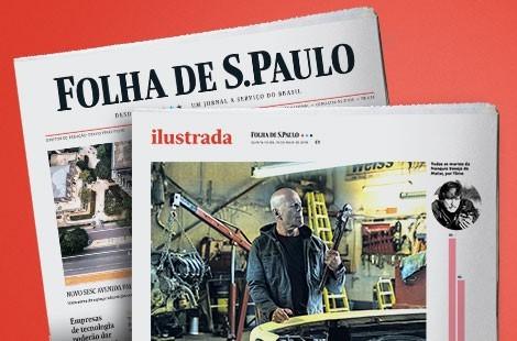 folha - ilustrada - novidades
