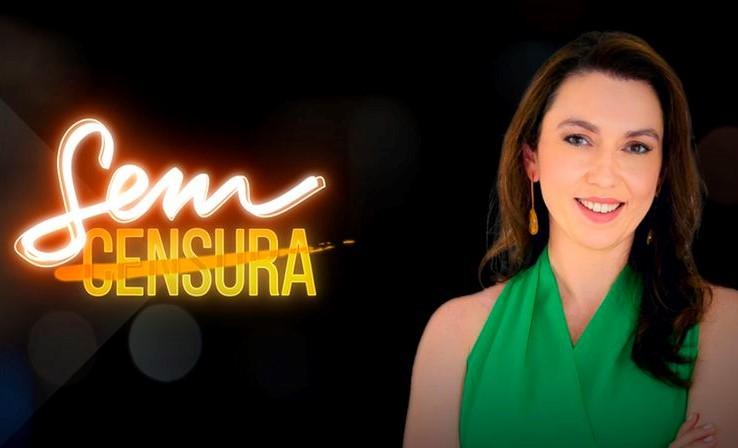 marina machado - sem censura - tv brasil - audiência - ibope - região metropolitana de são paulo