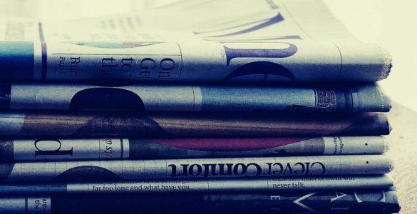 congresso - jair bolsonaro - vetos - editais em jornais impressos