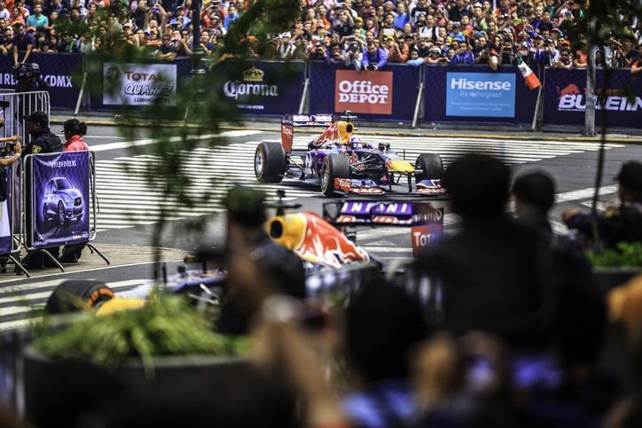 A corrida pela informação nos bastidores da Fórmula 1