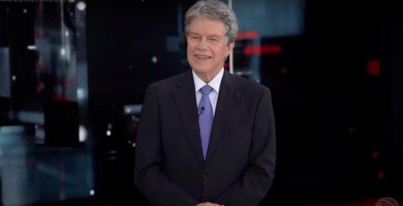 Marcos Hummel de volta ao 'Câmera Record'