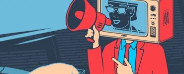 Senado aprova volta da propaganda partidário no rádio e na TV