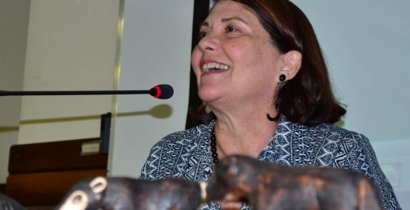 Vítima de câncer, morre a jornalista ambiental Liana John