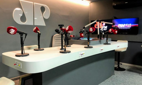 jovem pan - estúdio - tv - mtv - canal 32.1