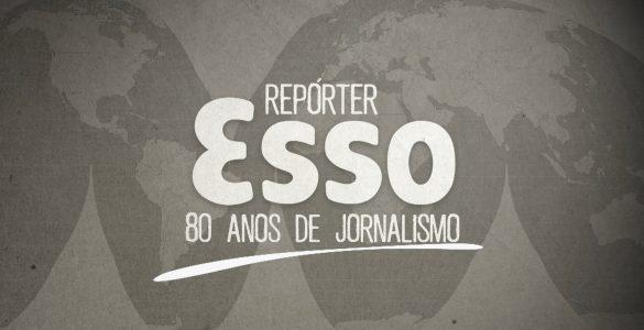 'Repórter Esso' volta à televisão brasileira