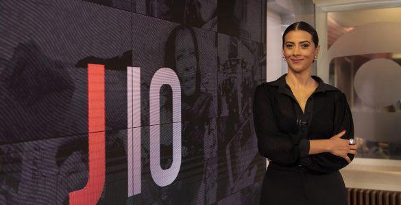 Aline Midlej ganha espaço no 'Jornal Nacional'
