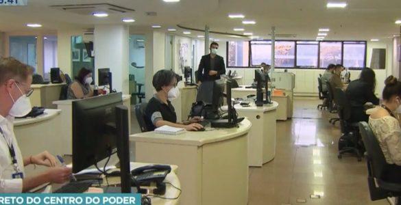 Portal R7.com ganha nova redação em Brasília