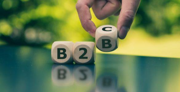 comunicação e marketing - b2b
