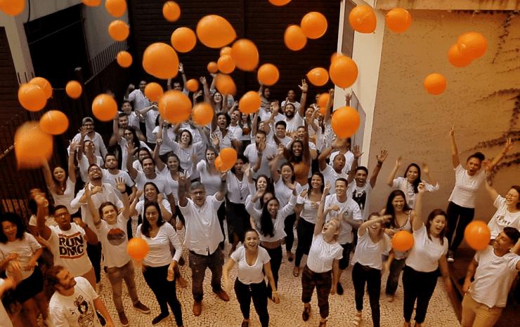 comunique-se - 20 anos - colaboradores - bom lugar para trabalhar