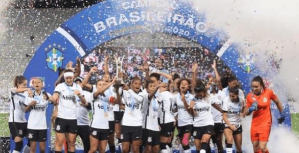 corinthians - tiktok - campeonato brasileiro de futebol feminino - Brasileirão Feminino Neoenergia
