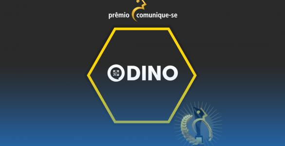 dino - prêmio comunique-se