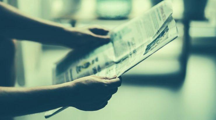 jornal - folha da região de araçatuba - fim da edição impressa