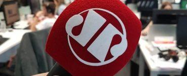 microfone da jovem pan - cpi da pandemia - renan calheiros