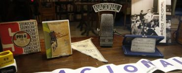 museu da rádio nacional - ministro fábio faria