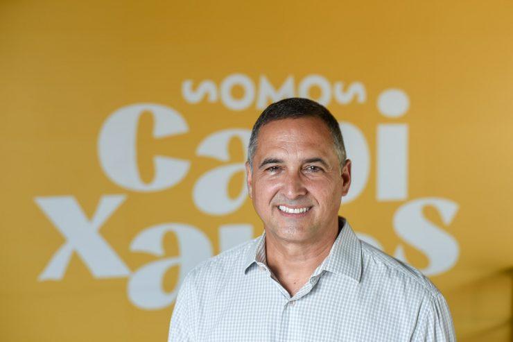 Café Lindenberg assume a presidência da Rede Gazeta de comunicação