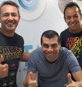 Com Doni Vieira e Weber Lima, Rádio Capital tem nova equipe esportiva