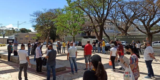 Comemoração Aniversário de rádio é marcada por greve em MG