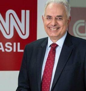 """Debate sobre """"os rumos do Brasil"""" marca estreia de desafio de William Waack na TV"""