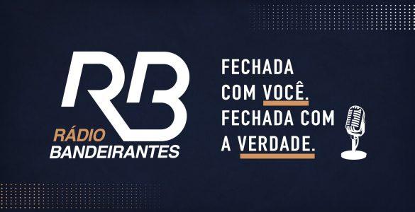 """Rádio Bandeirantes está """"fechada com a verdade"""""""