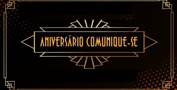 aniversário do comunique-se - capa