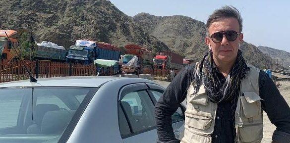 correspondente sérgio utsch - sbt news - talibã - afeganistão - paquistão