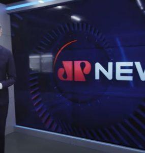 Entrevista com Bolsonaro marca estreia da Jovem Pan na TV
