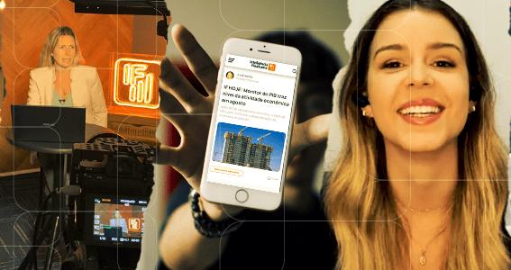 Itaú fecha parceria com Editora Globo para criar site de notícias sobre economia
