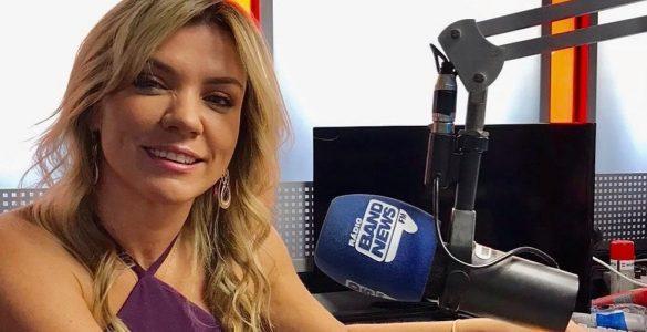 Marília Ruiz estreia como comentarista da BandNews FM