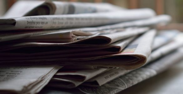 ministério da economia - mídia impressa - balanços